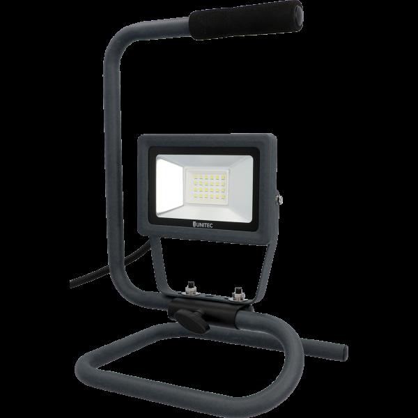 UNITEC LED Strahler tragbar 800 Lumen 20 Watt
