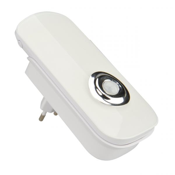 UNITEC LED Multifunktionsnachtlicht mit Taschenlampe